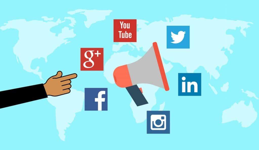 Neukundengewinnung - Soziale Medien die genutzt werden sollten in 2019