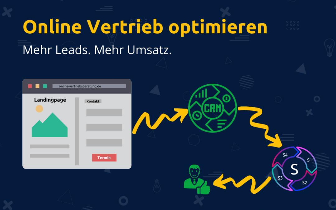 Online Vertrieb optimieren:  Mehr Leads. Mehr Umsatz in 2020.