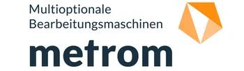 Online-Vertriebsberatung: Logo des Kunden namens Metrom GmbH