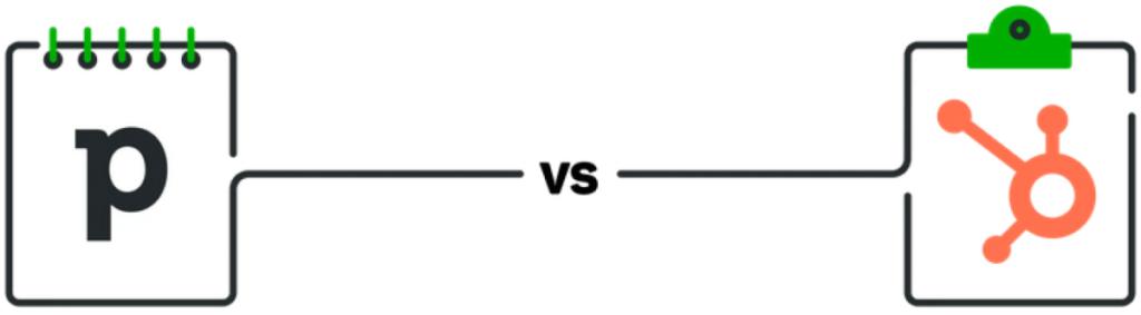 Online-Vertriebsberatung - CRM Vergleich - Pipedrive vs Hubspot