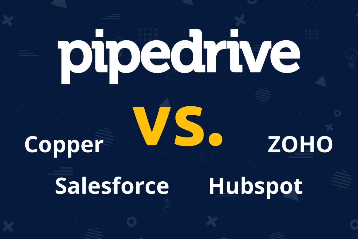 Online-Vertriebsberatung - CRM Vergleich - Pipedrive vs