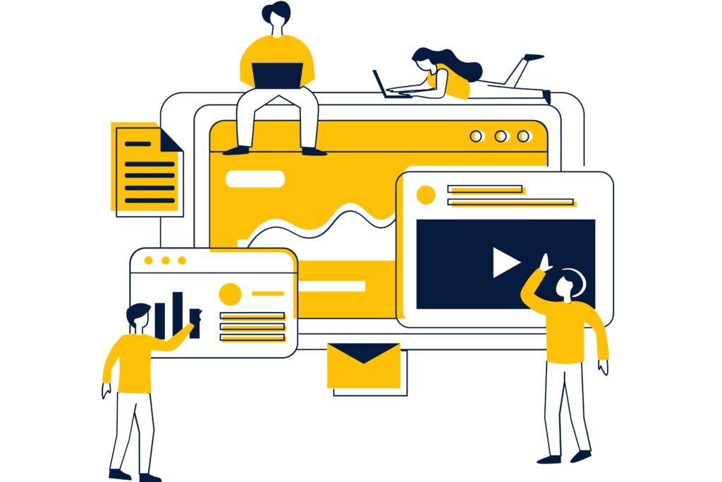 Online-Vertriebsberatung - Vertrieb digitalisieren - Synergien aus Marketing und Vertrieb schaffen